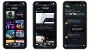 Atualização do PlayStation App