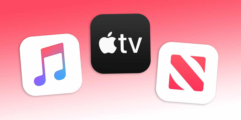 Serviços da Apple