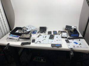 Reparo de iPhones 12 e 12 Pro