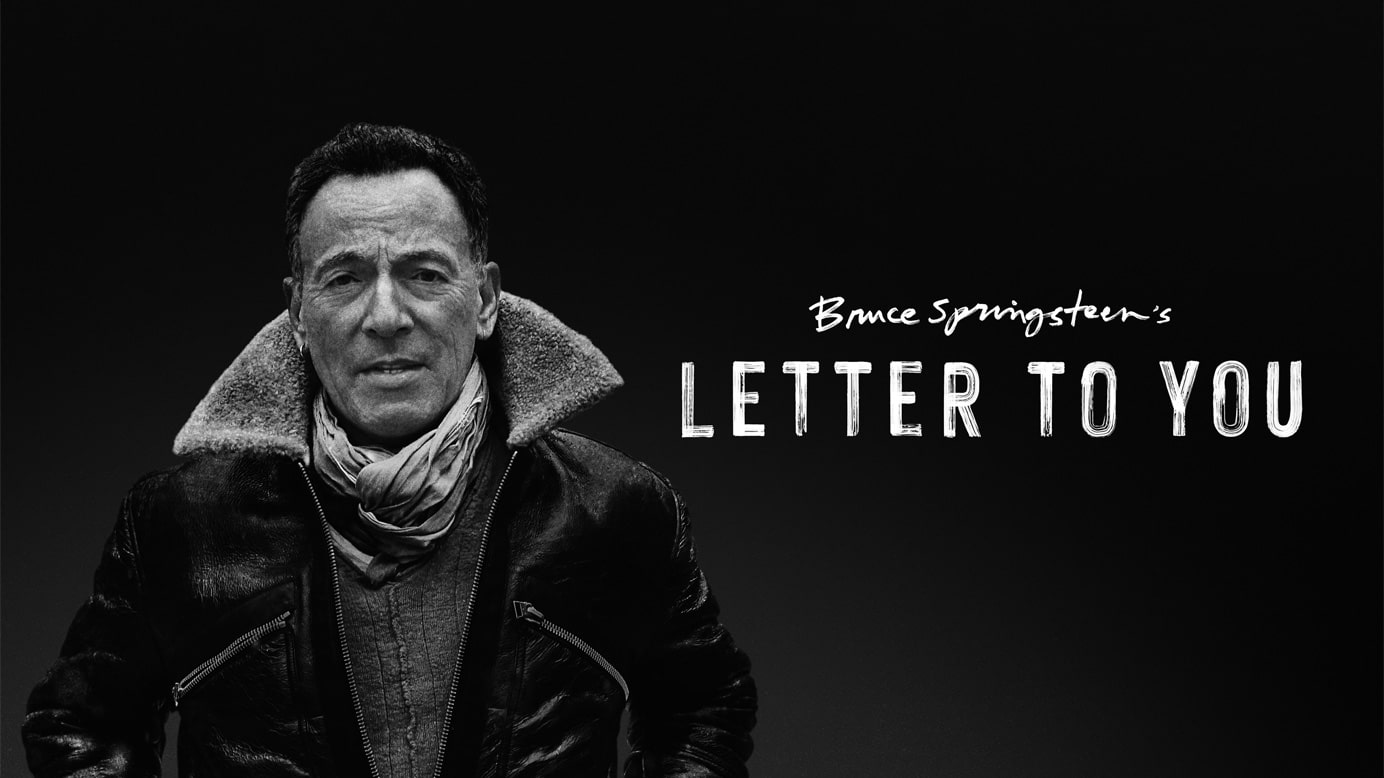 "Documentário ""Bruce Springsteen's Letter To You"""