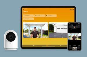 Câmeras de segurança Aqara G2H, compatíveis com o HomeKit Secure Video