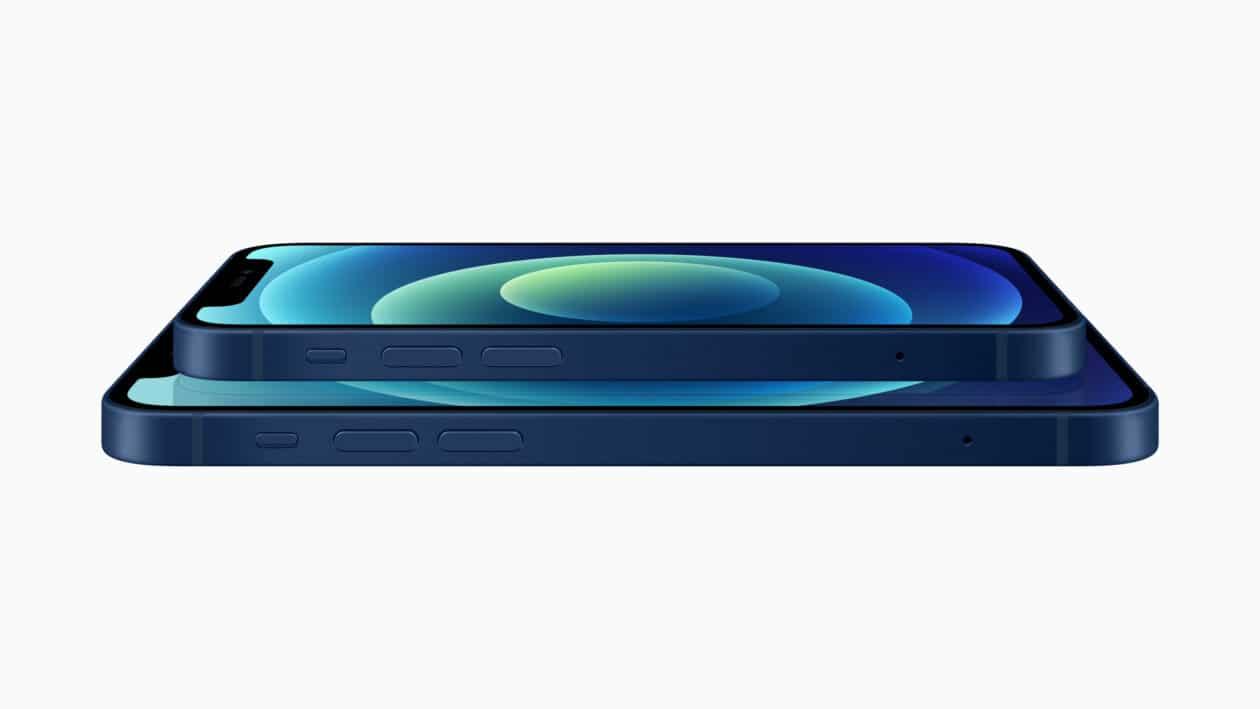 Tela Super Retina XDR do iPhone 12