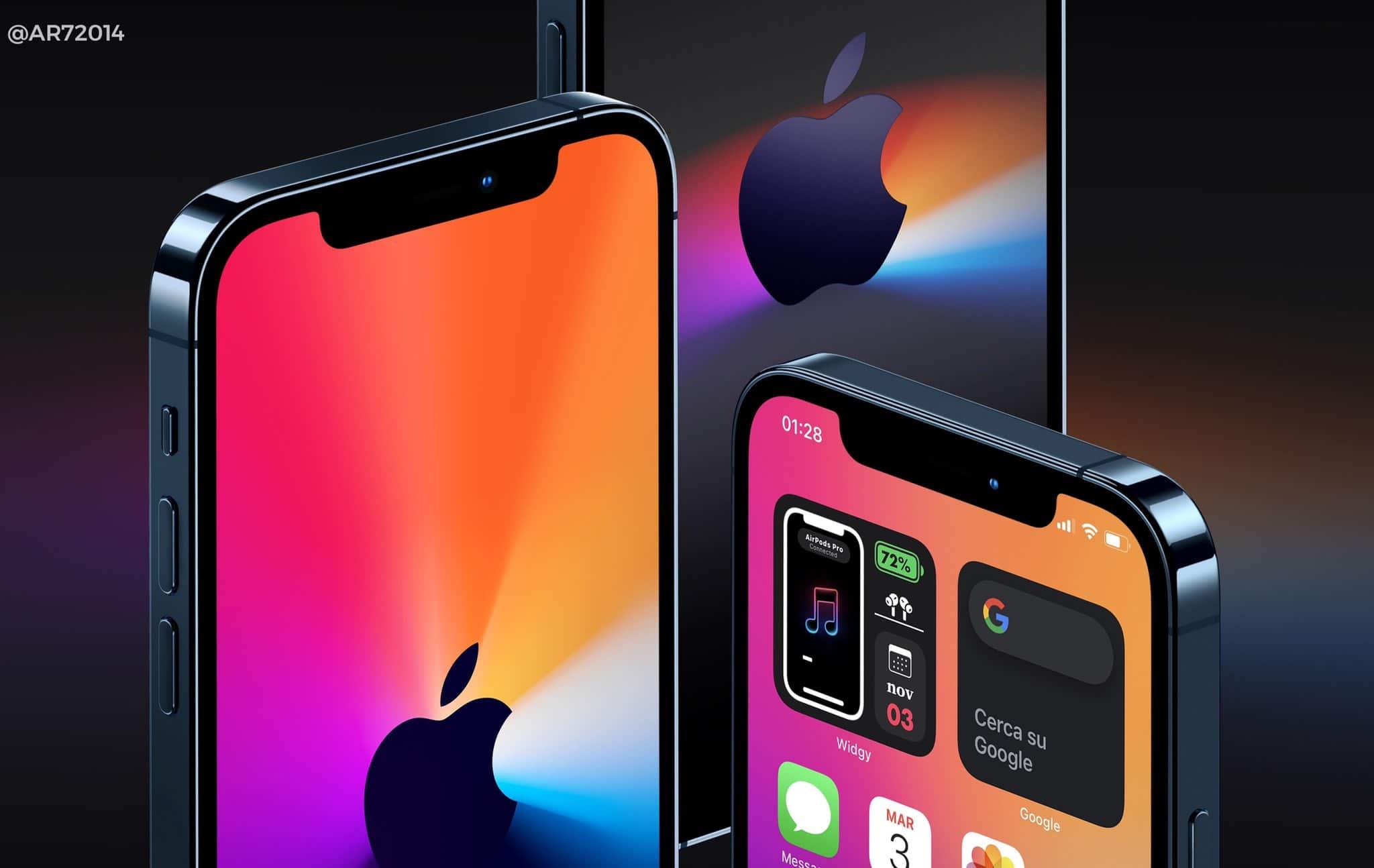 """Wallpapers baseados no convite do evento """"One More Thing"""" da Apple"""
