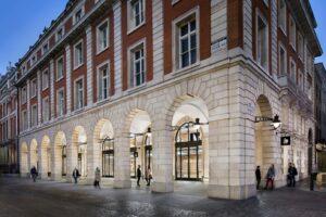Apple Covent Garden em Londres (Reino Unido)