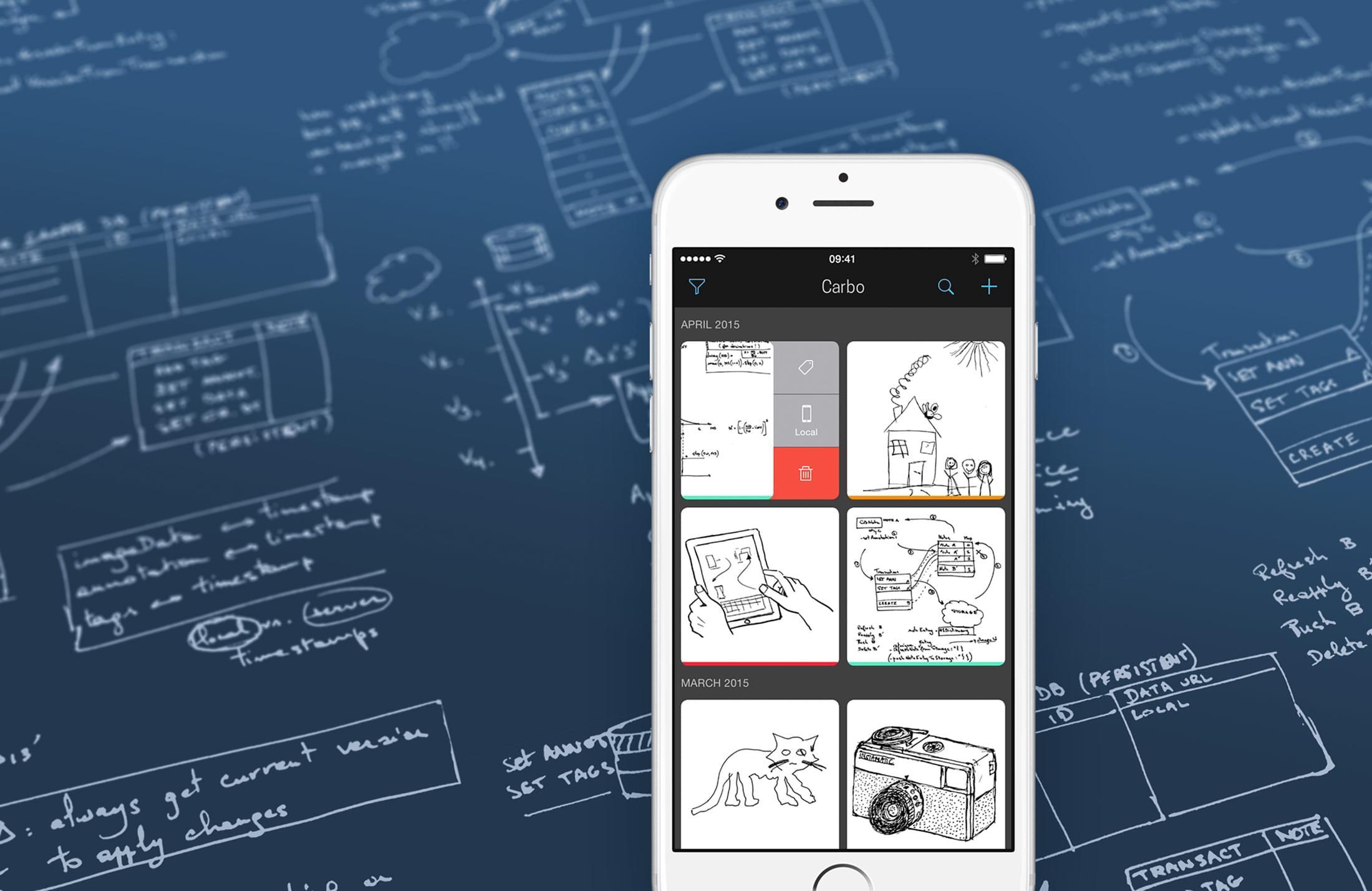 App Carbo para iOS