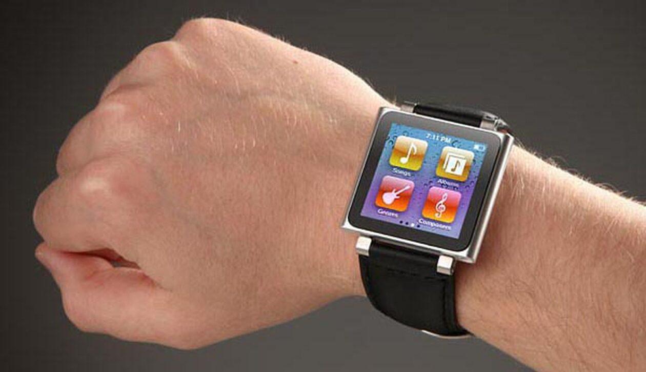 iPod nano de 6ª geração