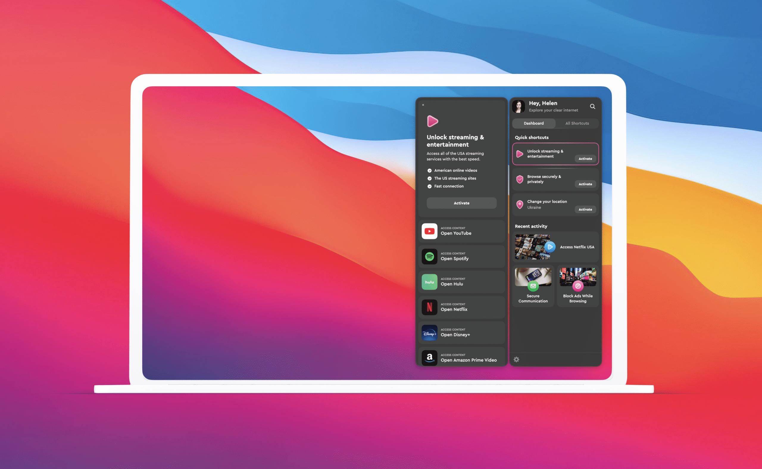 ClearVPN para macOS