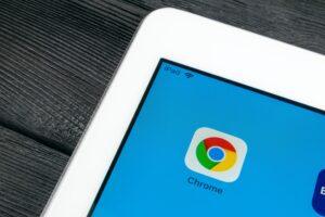 Google Chrome no iPad