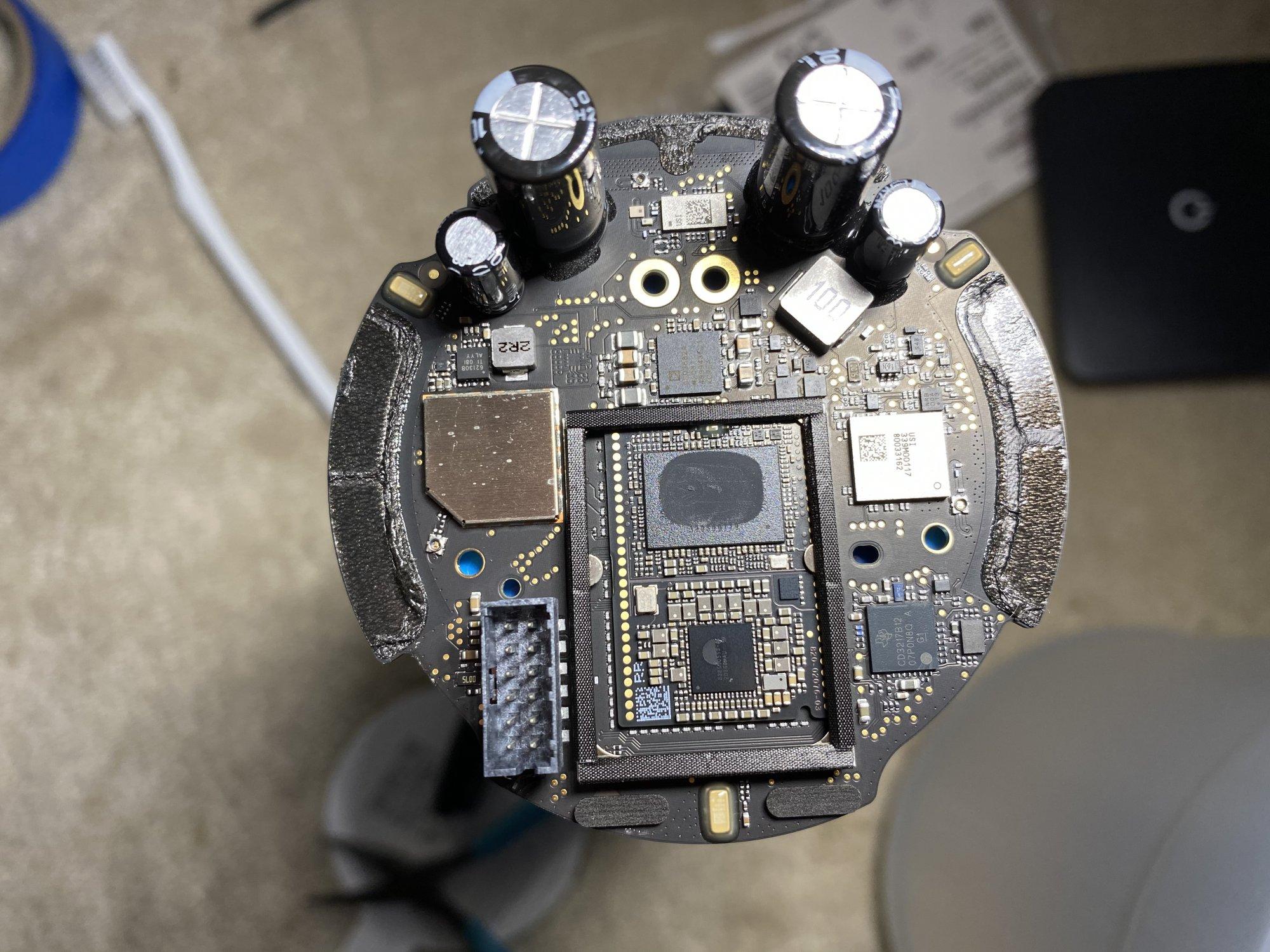 Desmonte do HomePod mini
