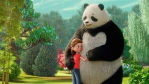 """""""Sereno - O Panda Zen"""""""