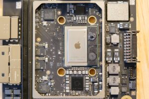 Teardown do Mac Mini com chip M1