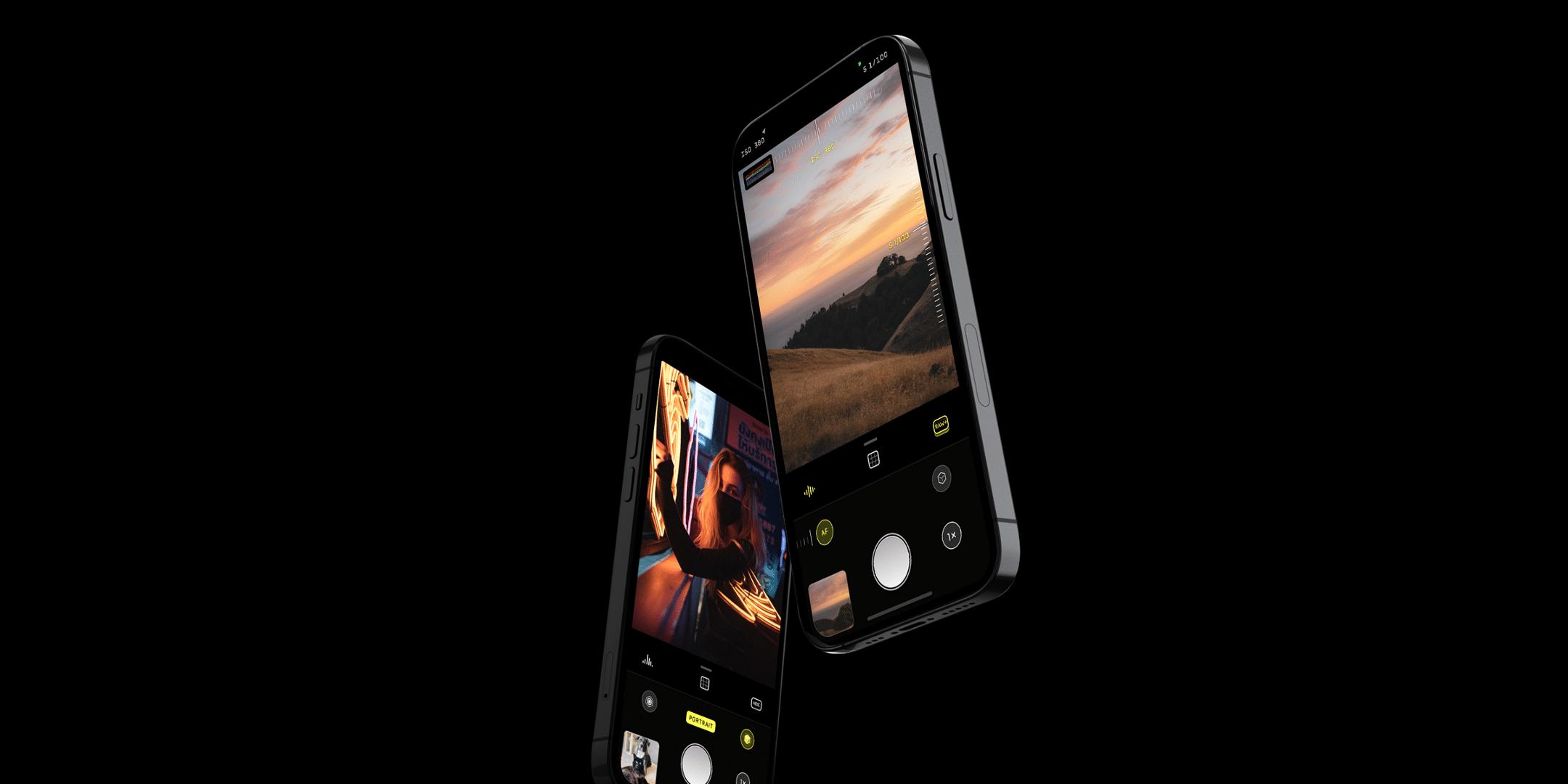 Halide no iPhone 12 Pro Max
