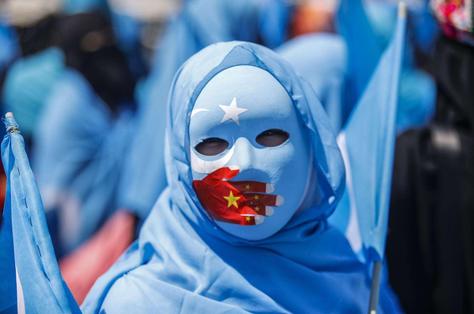 Protestante uigur
