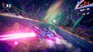 Warp Drive, jogo do Apple Arcade