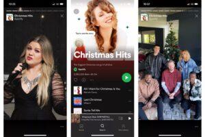 Stories do Spotify