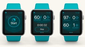 Aplicativo NightWare para Apple Watch