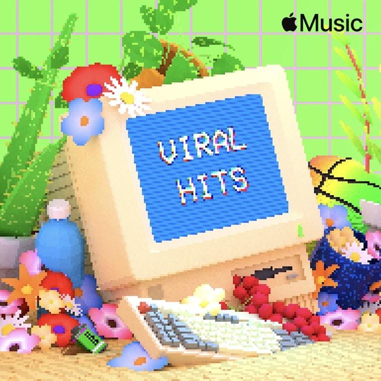 Playlists Hits virais no Apple Music
