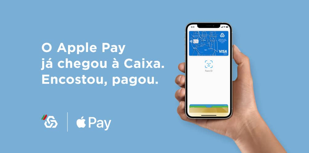 Apple Pay na Caixa Geral de Depósitos