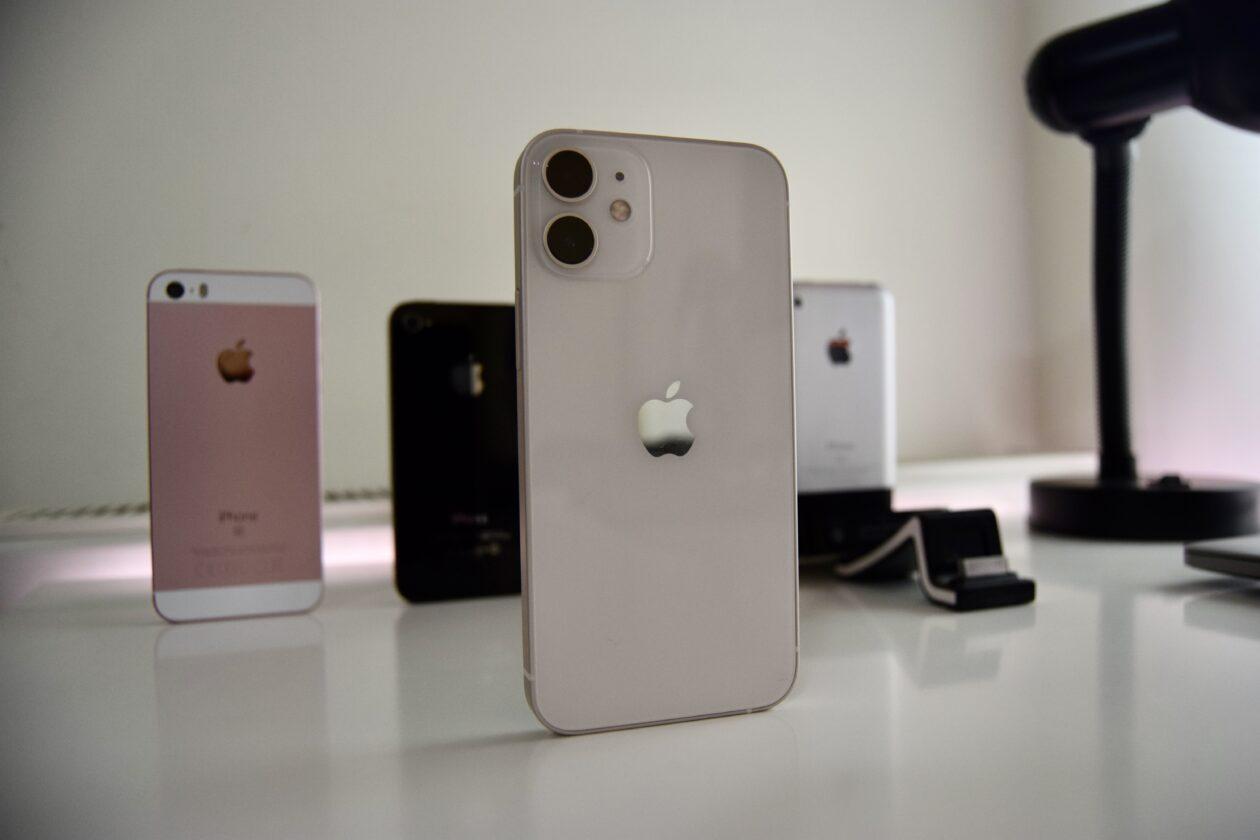 Capa iPhone 12 mini vs 12 Pro