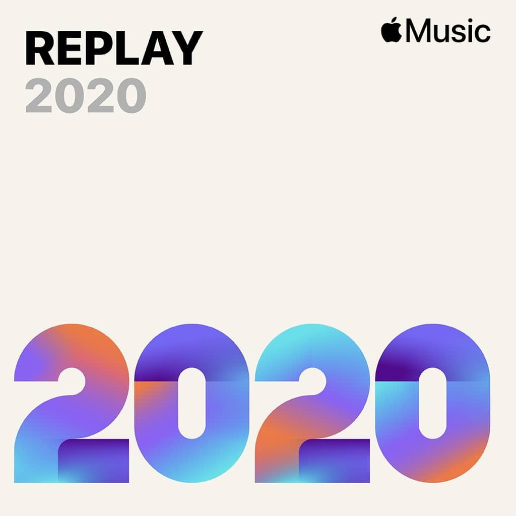 Apple Music - Replay 2020