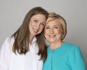 Hillary e Chelsea Clinton
