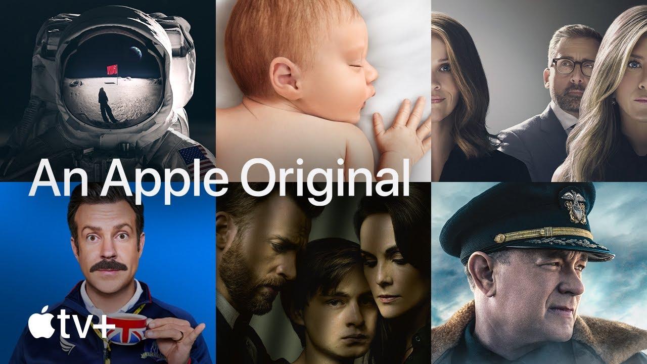 Trailer do Apple TV+