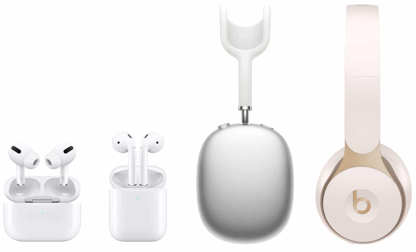 Fones da Apple
