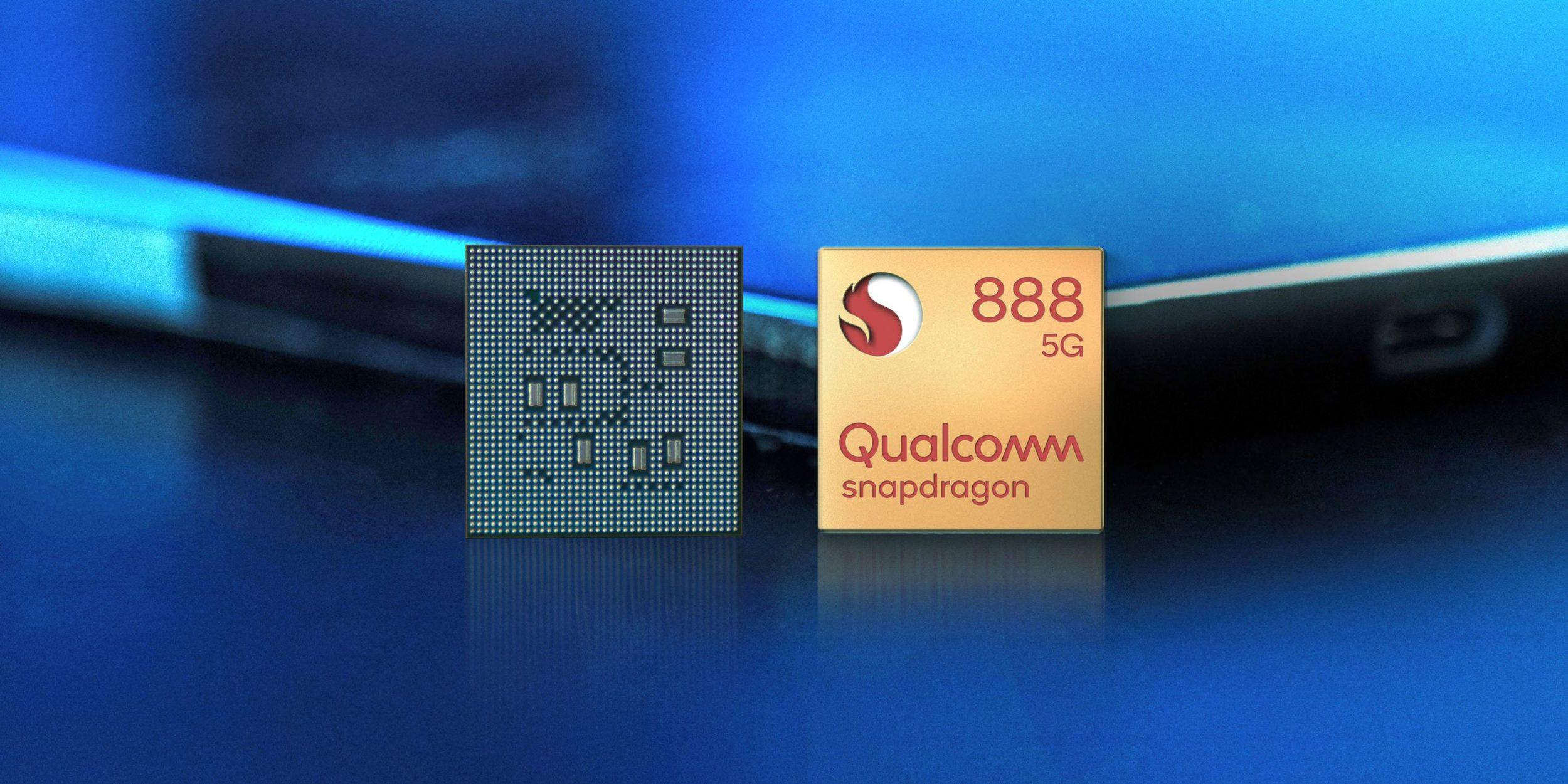 Chip Qualcomm Snapdragon 888