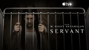 """Pôster da série """"Servant"""", do Apple TV+"""