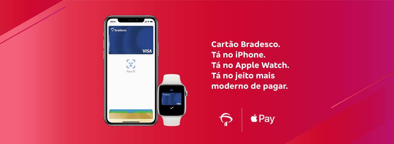 Apple Pay no Bradesco