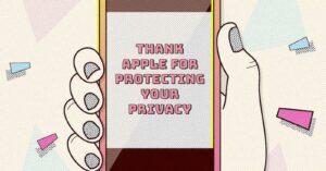 Campanha da Mozilla em apoio à Apple por conta dos recursos de privacidade do iOS 14