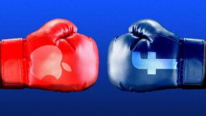 Facebook vs. Apple