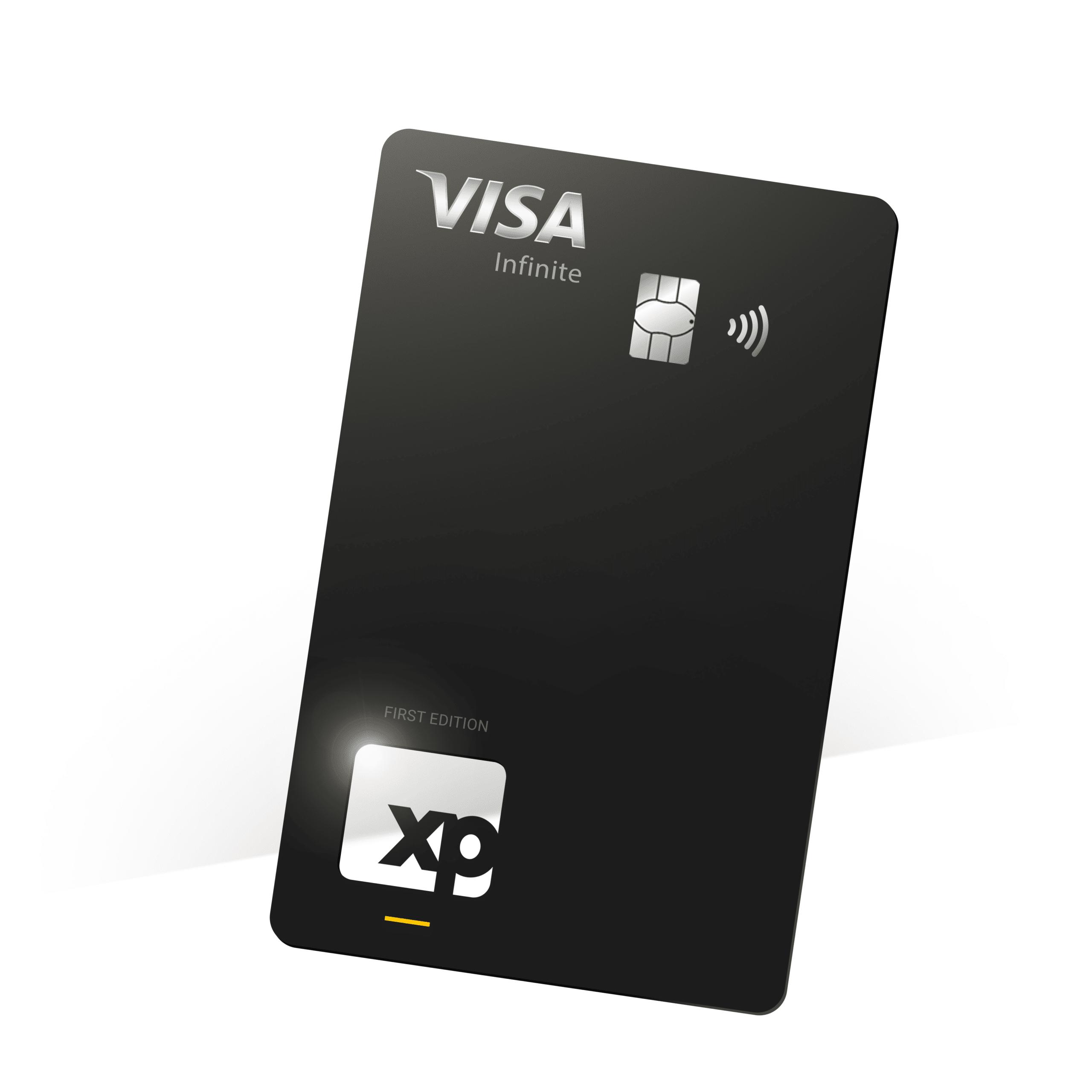 Cartão da XP