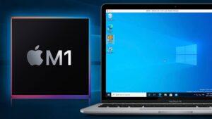 Virtualização do Windows em Mac com M1