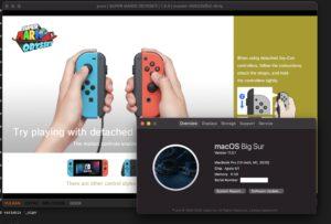 Emulador de jogos do Nintendo Switch para Mac com M1