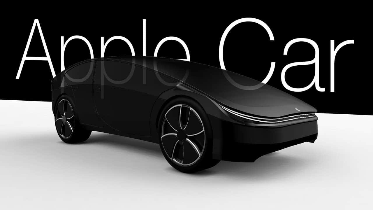 """Vídeo: conceito do """"Apple Car"""""""