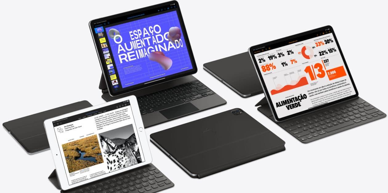Teclados para iPads