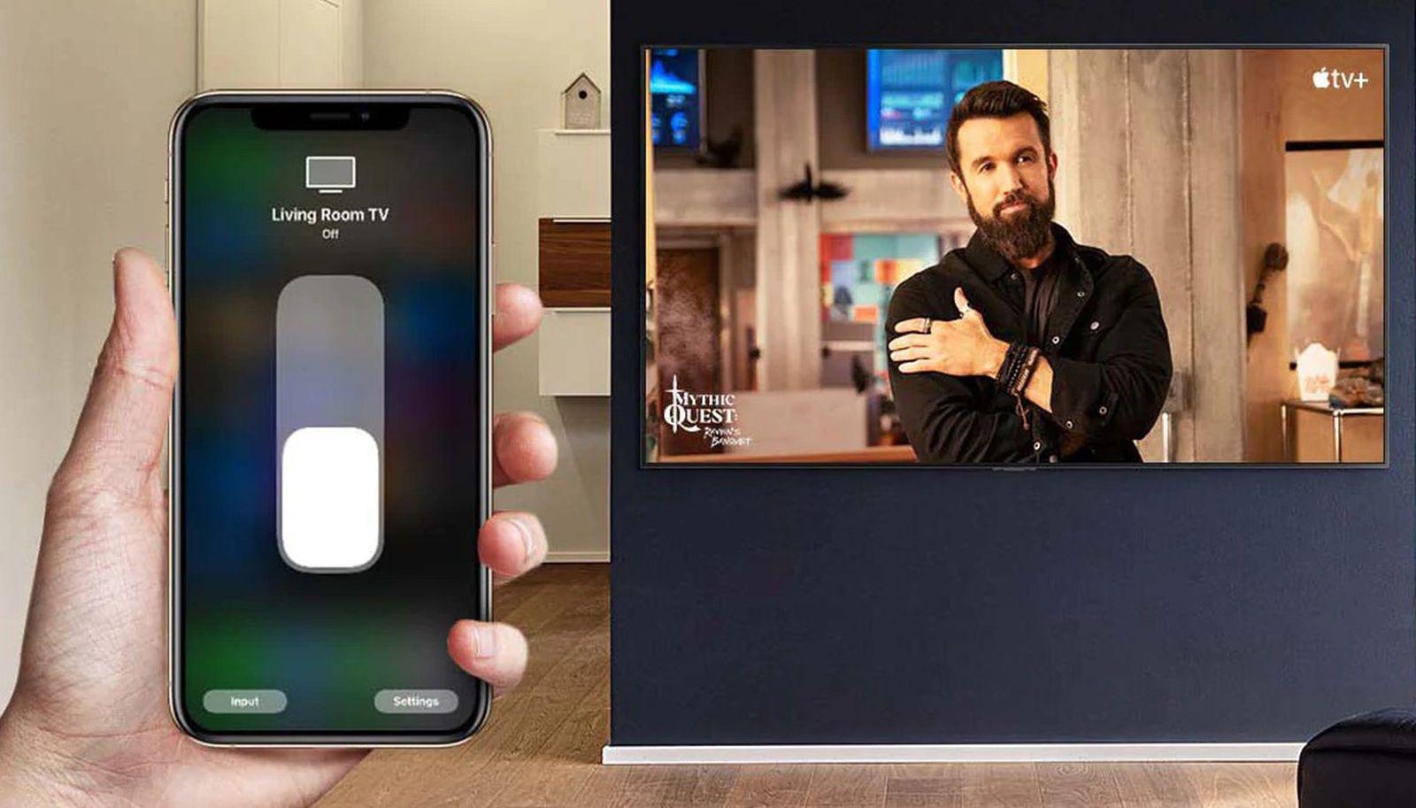 TVs da LG com HomeKit