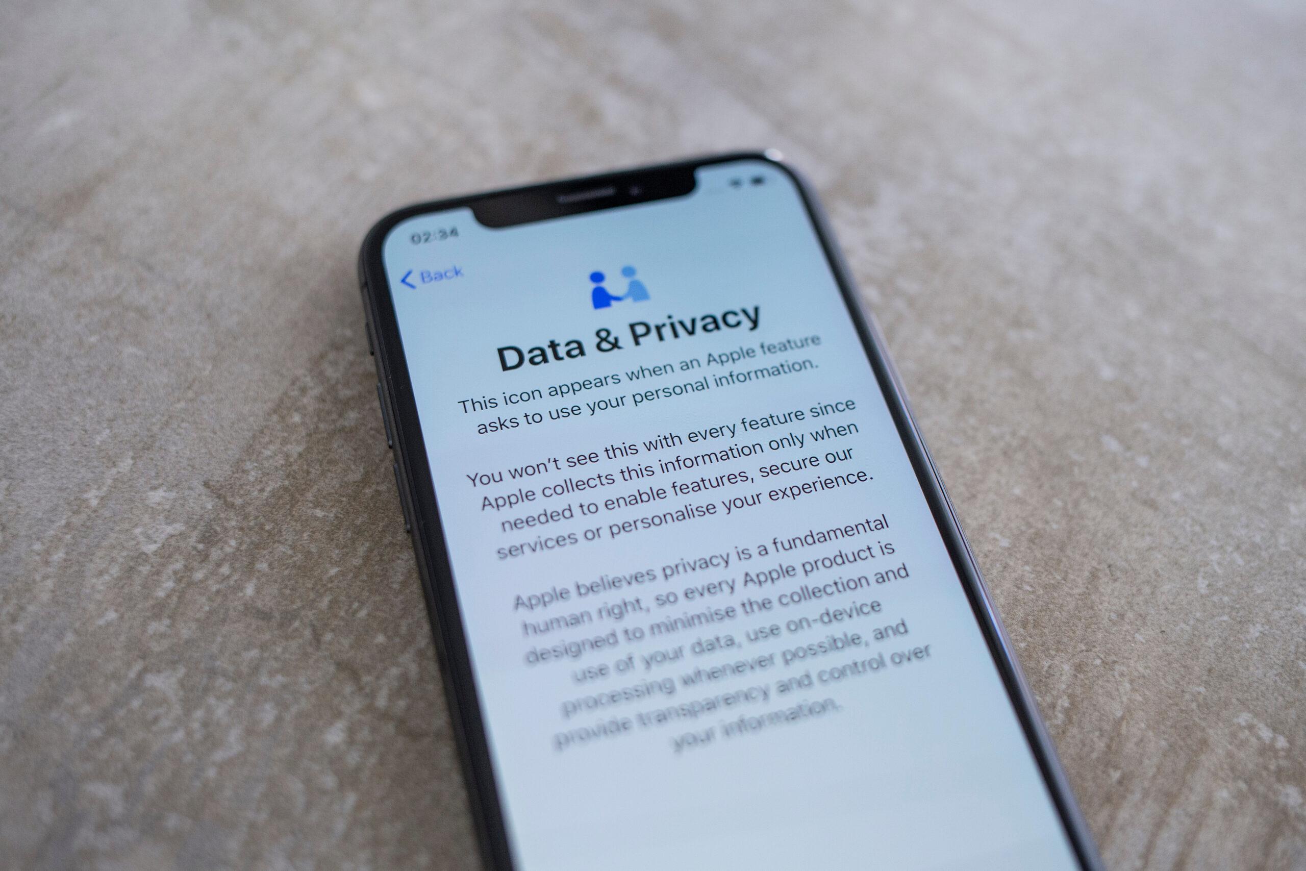 Política de privacidade da Apple