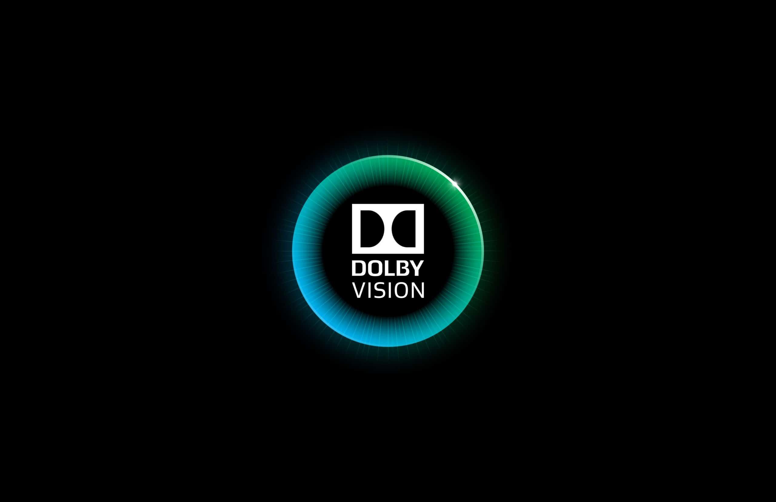 Logo do Dolby Vision