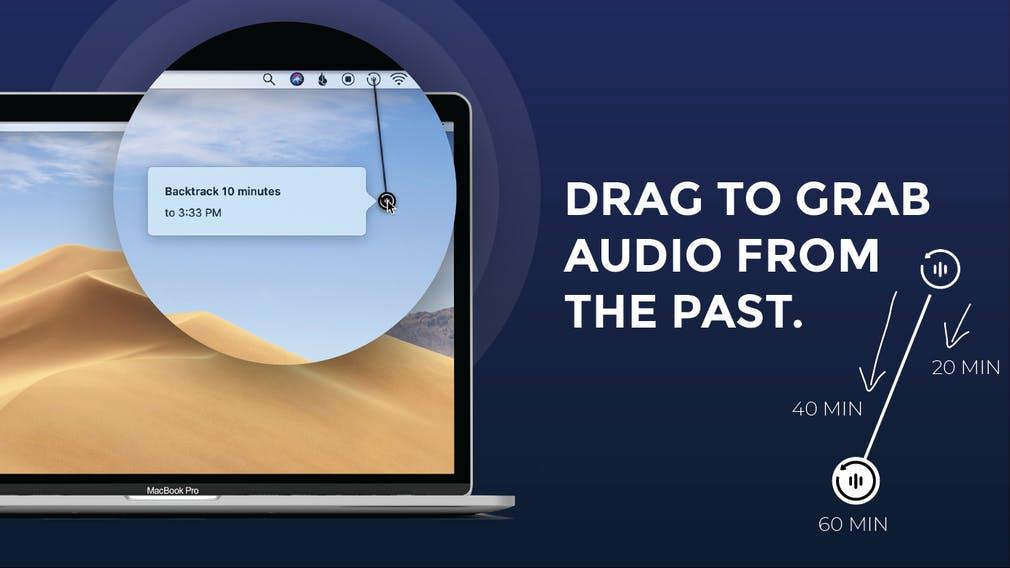 Gravador Backtrack para Mac