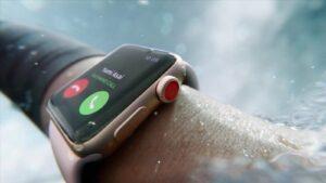 Apple Watch com conectividade celular (4G/LTE)