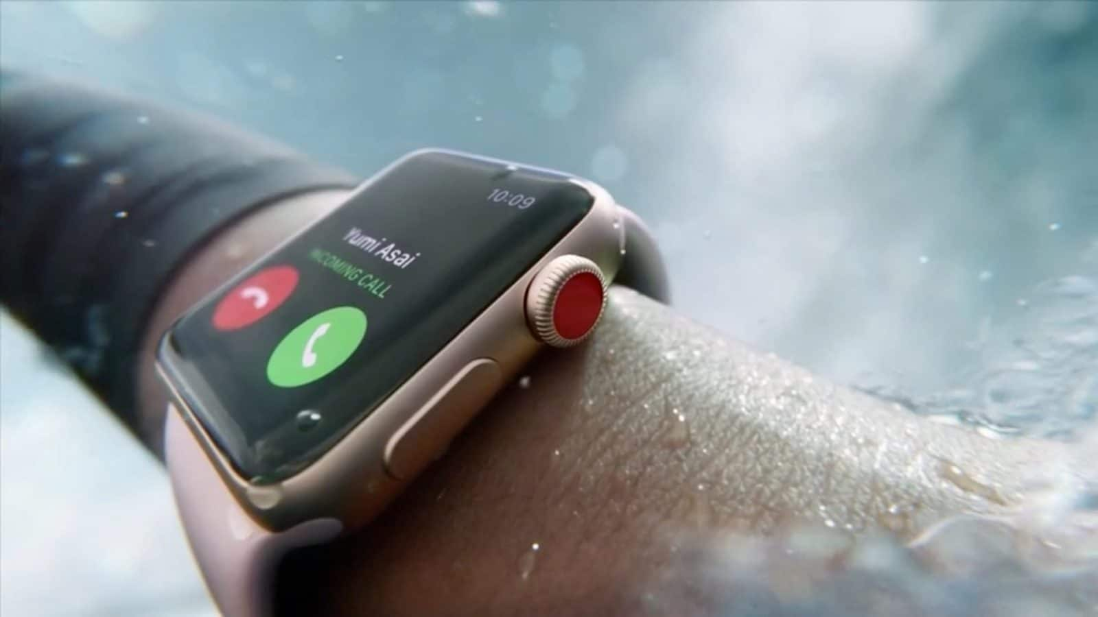 Apple Watch com conectividade celular (4G/LTE)