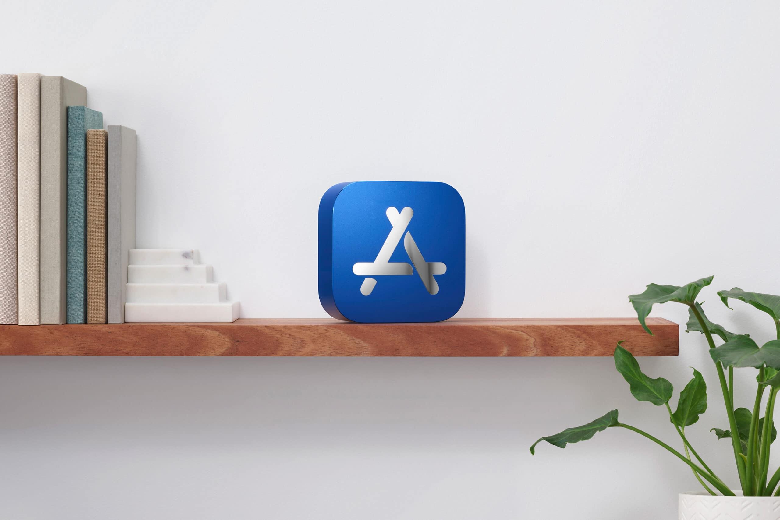 Troféu físico dos Melhores da App Store de 2020