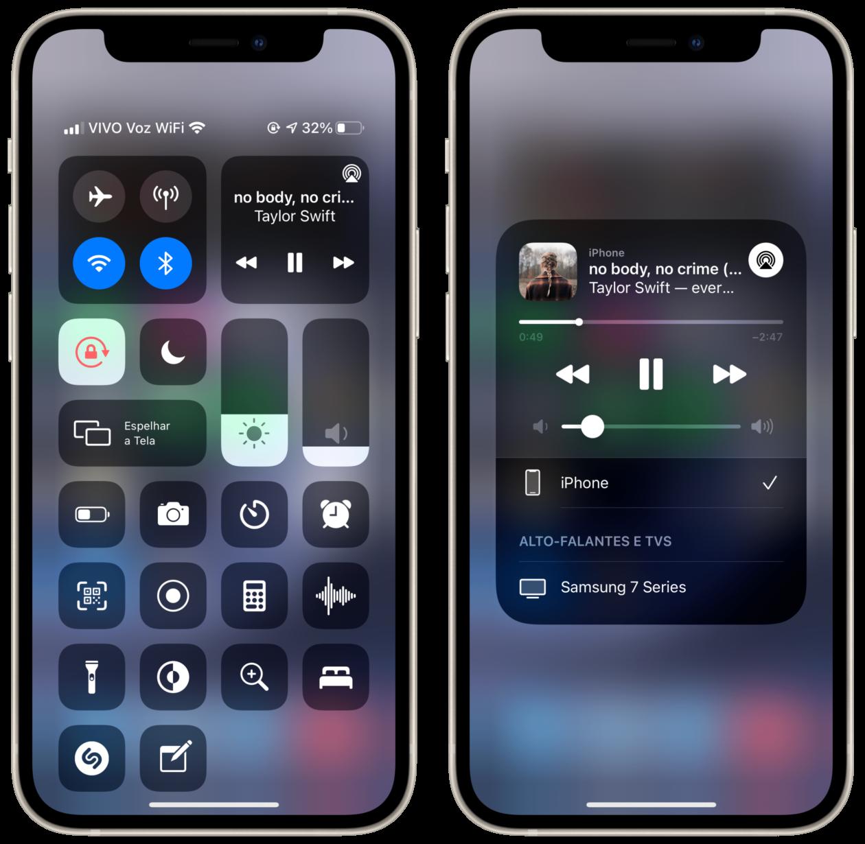 AirPlay no iOS