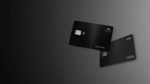 Cartões de crédito da Rappi