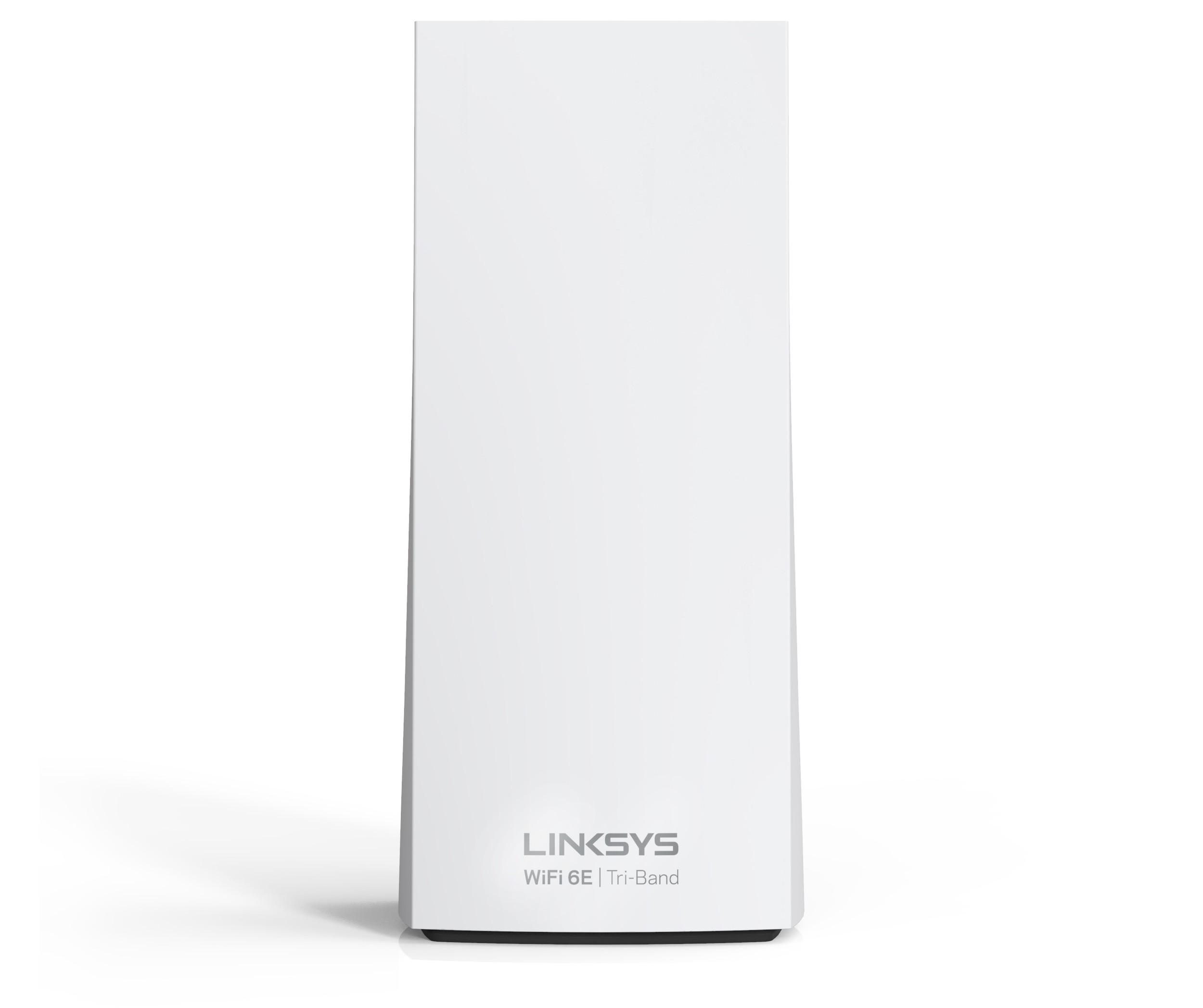 Roteador mesh Wi-Fi 6E da Linksys