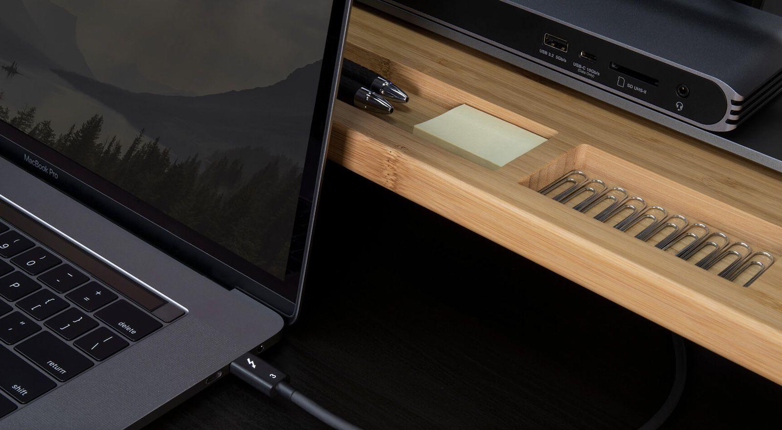 Dock Thunderbolt da CalDigit para Macs