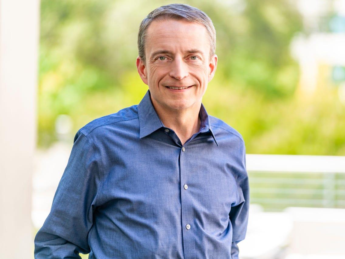 Pat Gelsinger, CEO da Intel