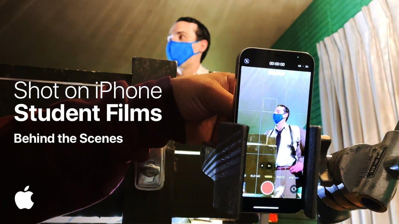 Vídeo da campanha Filmado com iPhone